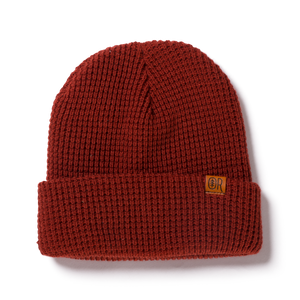 OR Fir Beanie (Rust)