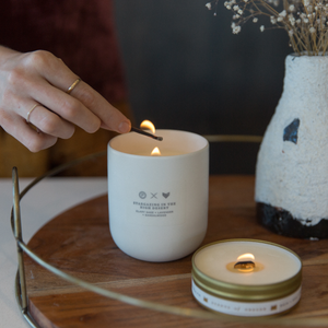 Penrose x TLE: Coast Ceramic Candle
