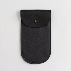 Leather Sunglass Pouch