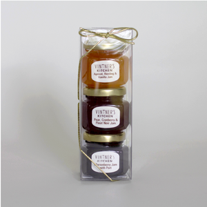 Vintner's Favorites Trio Jars
