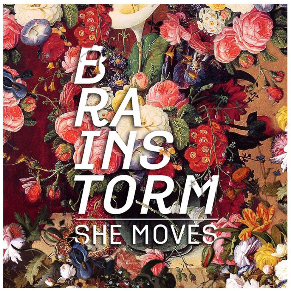 Brainstorm- She Moves EP