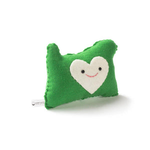 Heart Oregon Plush by Shweet Shtuf