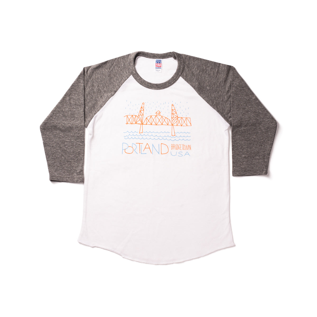 Bridgetown USA Kids Tee by Tender Loving Empire
