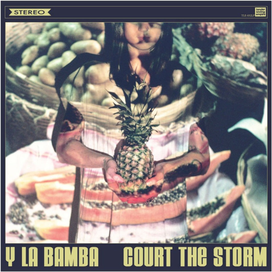 Y La Bamba - Court The Storm
