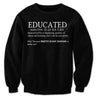 Educated Sweater