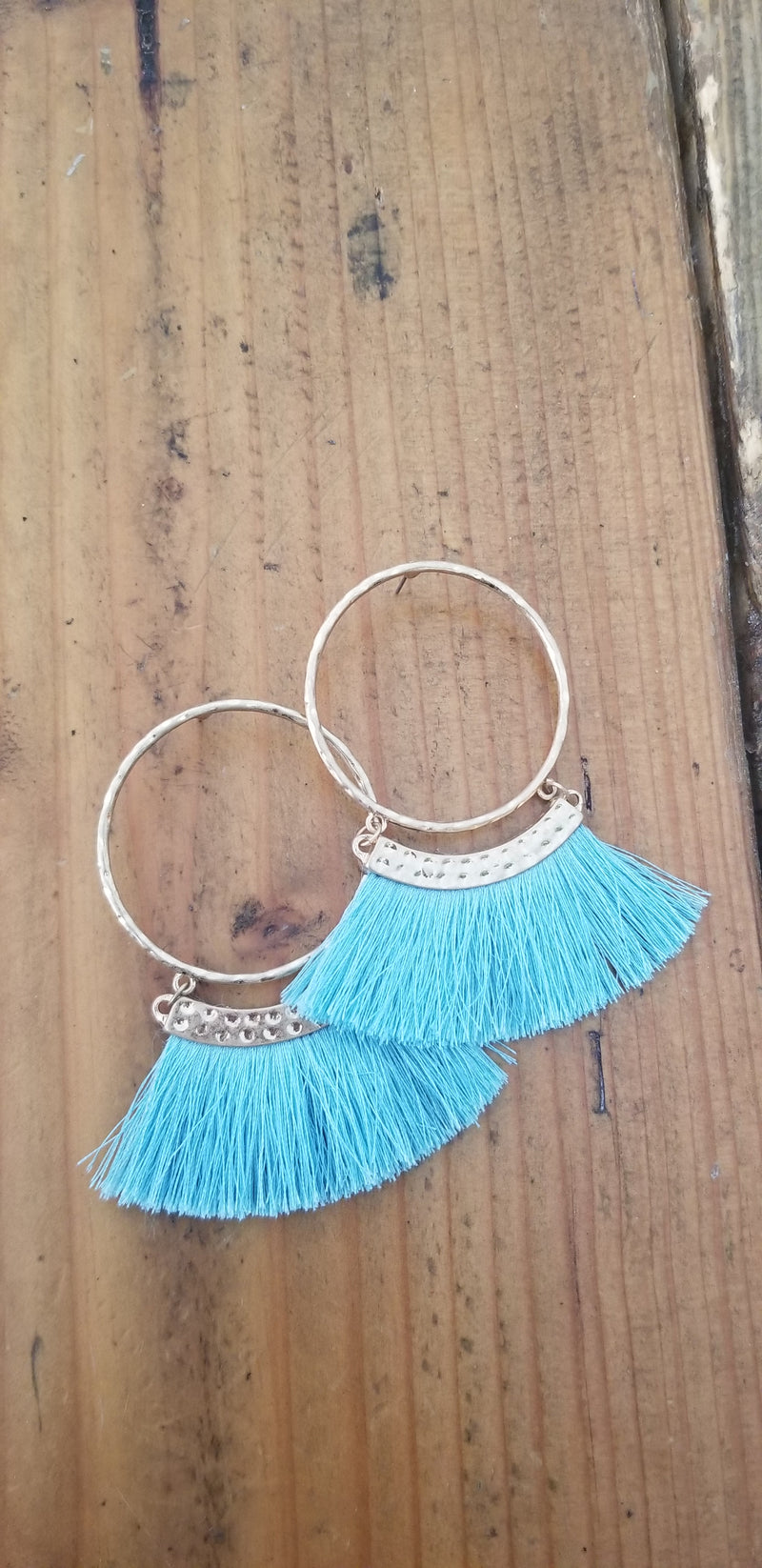 Boho by the Ocean Earrings