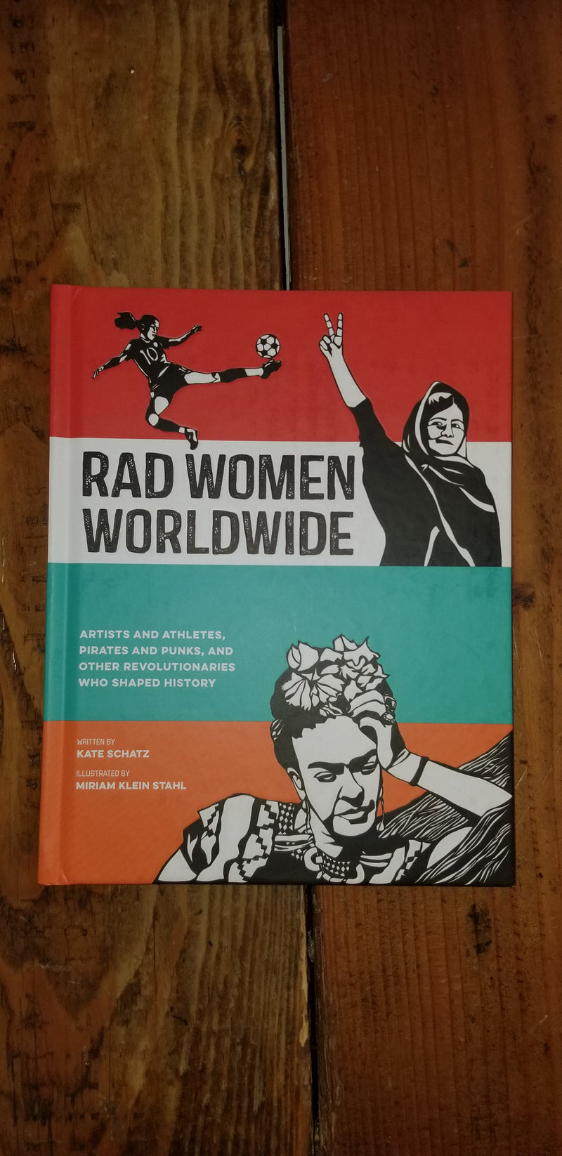 Book Rad Women Worldwide