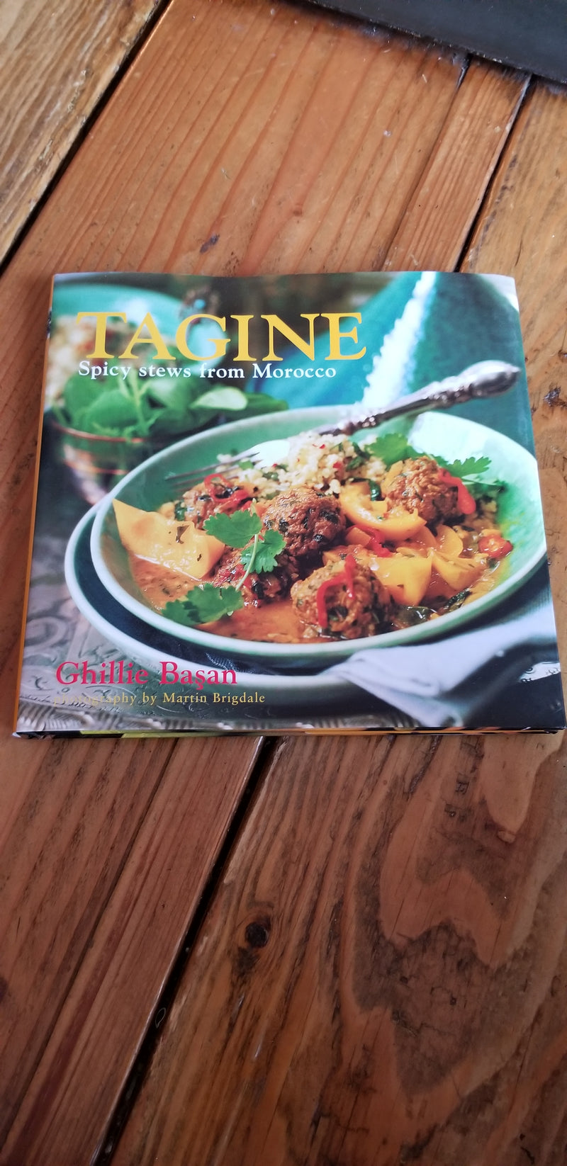 Book tagine from Morocco