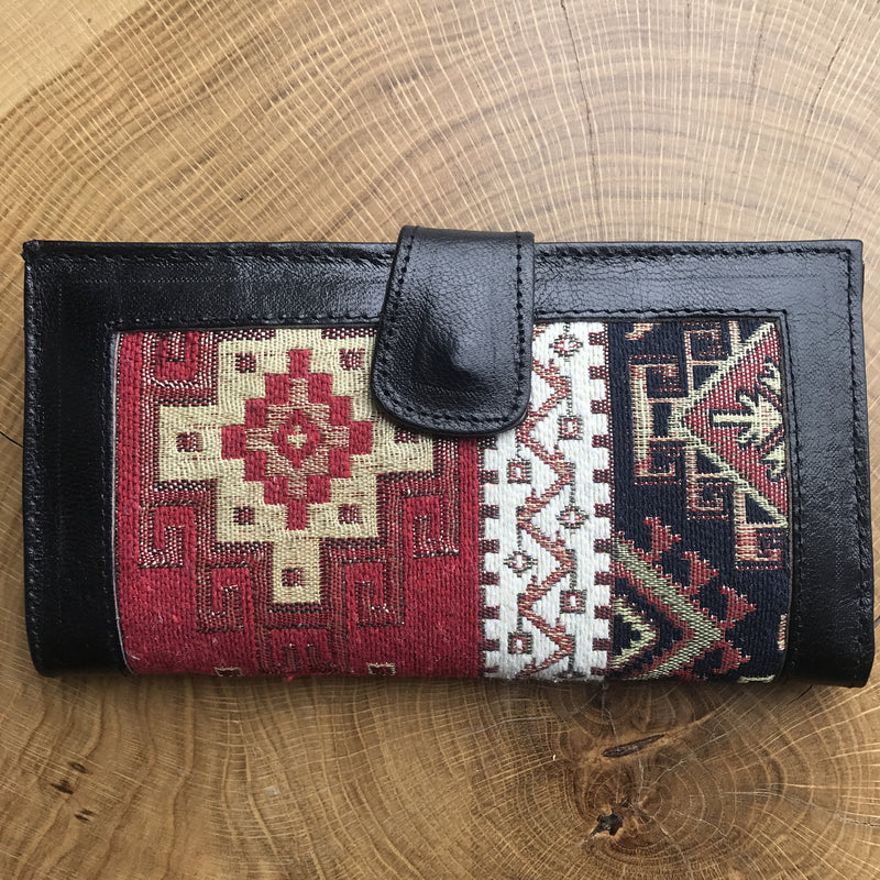 Wallet Tunisian Leather