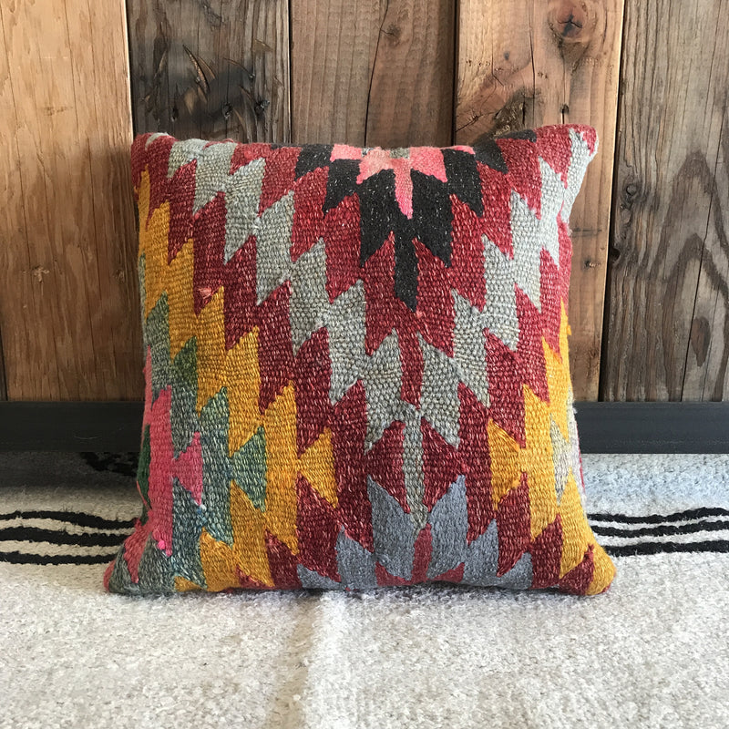 Pillows Turkish vintage kilim