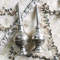 Rose water metal pourers