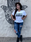 The Now is Woman shirt