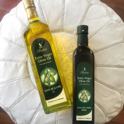 Tunisian Extra Virgin Olive Oil