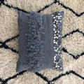 Pillow Moroccan Wedding Grey