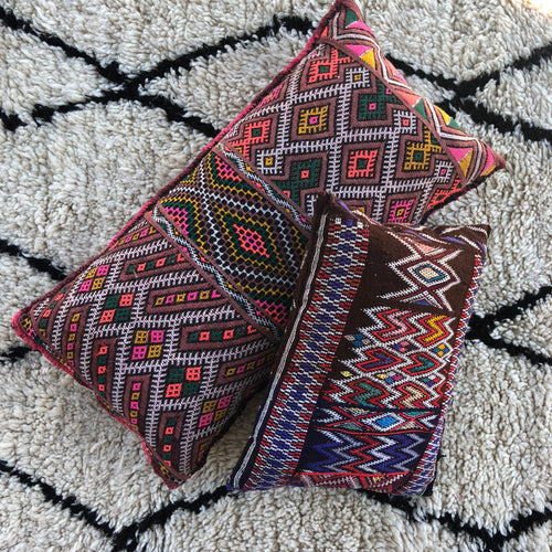 Pillow Moroccan Vintage Pop