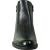 KOZI Canada Waterproof Women Boot CHLOE-1 Ankle Dress Boot Black