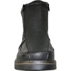 BRAVO Men Boot DEAN-12 Casual Winter Fur Boot Black