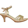 VANGELO Women Sandal FERNE-1 Heel Party Prom & Wedding Sandal Champagne