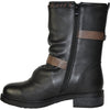 VANGELO Women Boot HF8408 Ankle Casual Boot Black