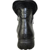 VANGELO Women Boot SD9526 Ankle Winter Fur Casual Boot Black
