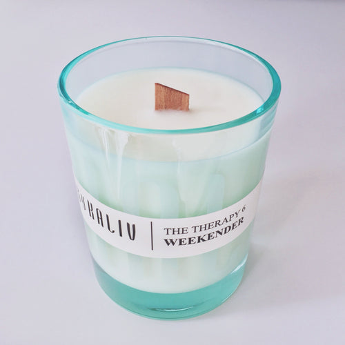 WEEKENDER | Therapy6 Artisan Candle
