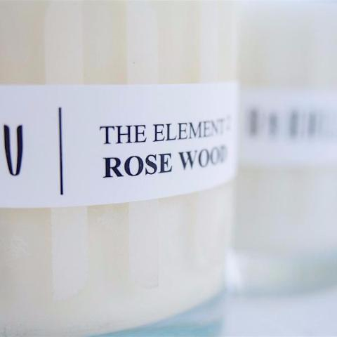 ROSEWOOD | Element2 Artisan Candle