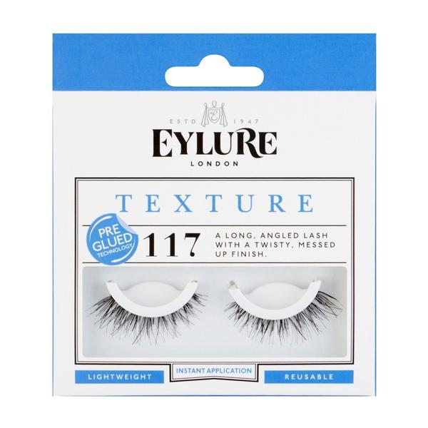 Eylure Texture 117 Pre Glued False Lashes