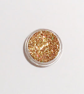 Glamour Glitter Gel Gold Sprinkle 4-Glamour By DKUK Ltd