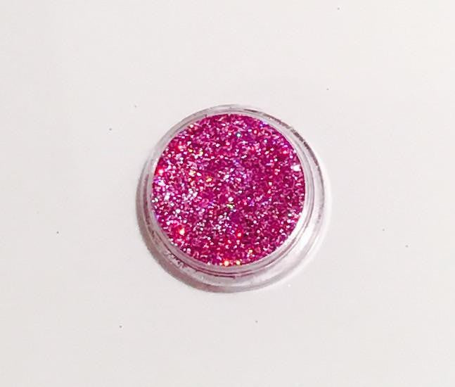 Glamour Glitter Gel Holographic Lilac 18-Glamour By DKUK Ltd