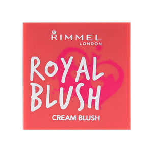 Rimmel Royal Blush Cream Blush 002
