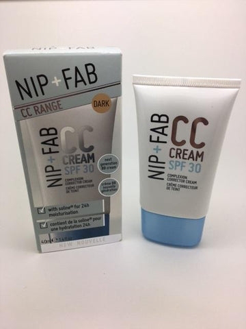 NIP + FAB CC Cream Dark