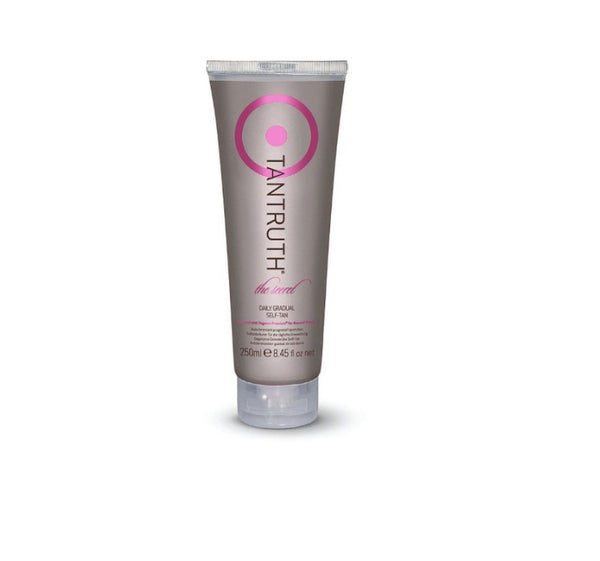 Tantruth The Secret Daily Gradual Self Tan 250ml - Glamour By LKUK