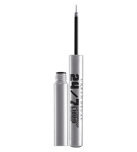 Urban Decay 24/7 Waterproof Liquid Eyeliner ( Bobby Dazzle)