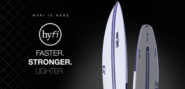 New JS Hyfi Surfboards Just Landed!