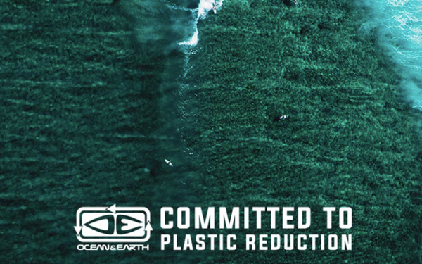 Reducing Plastic for a better Ocean!