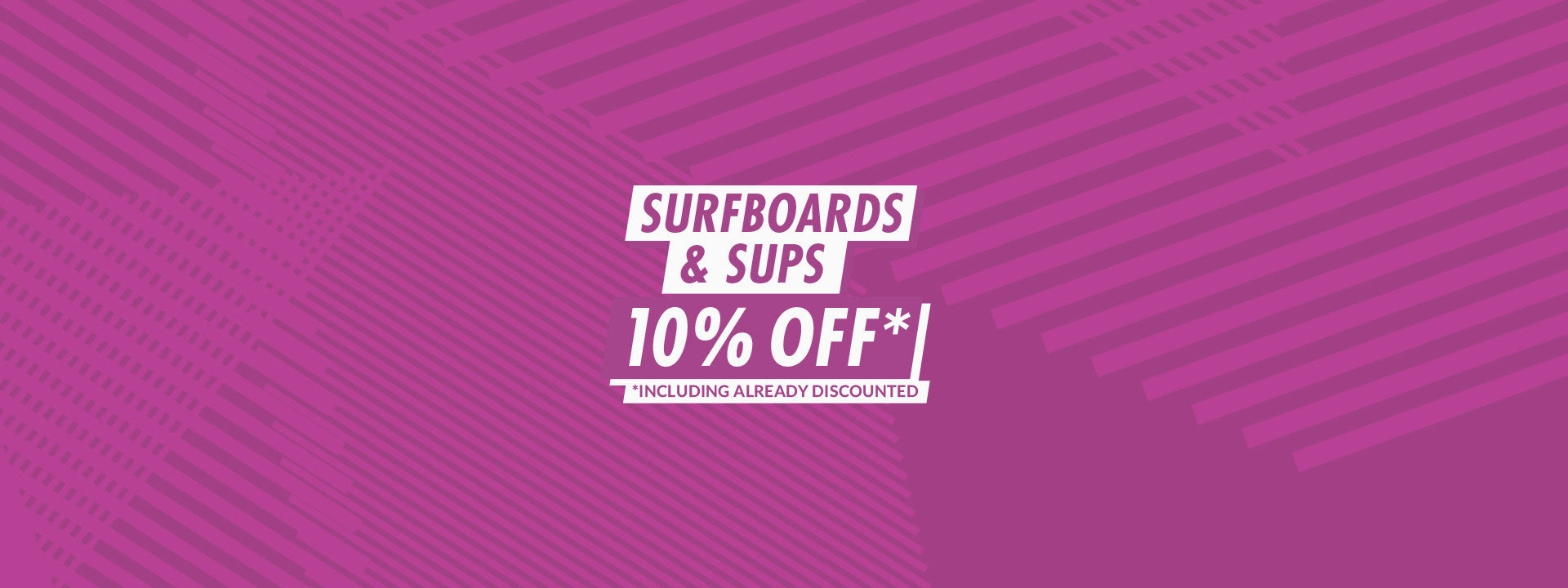 Surfboard & SUP Sale