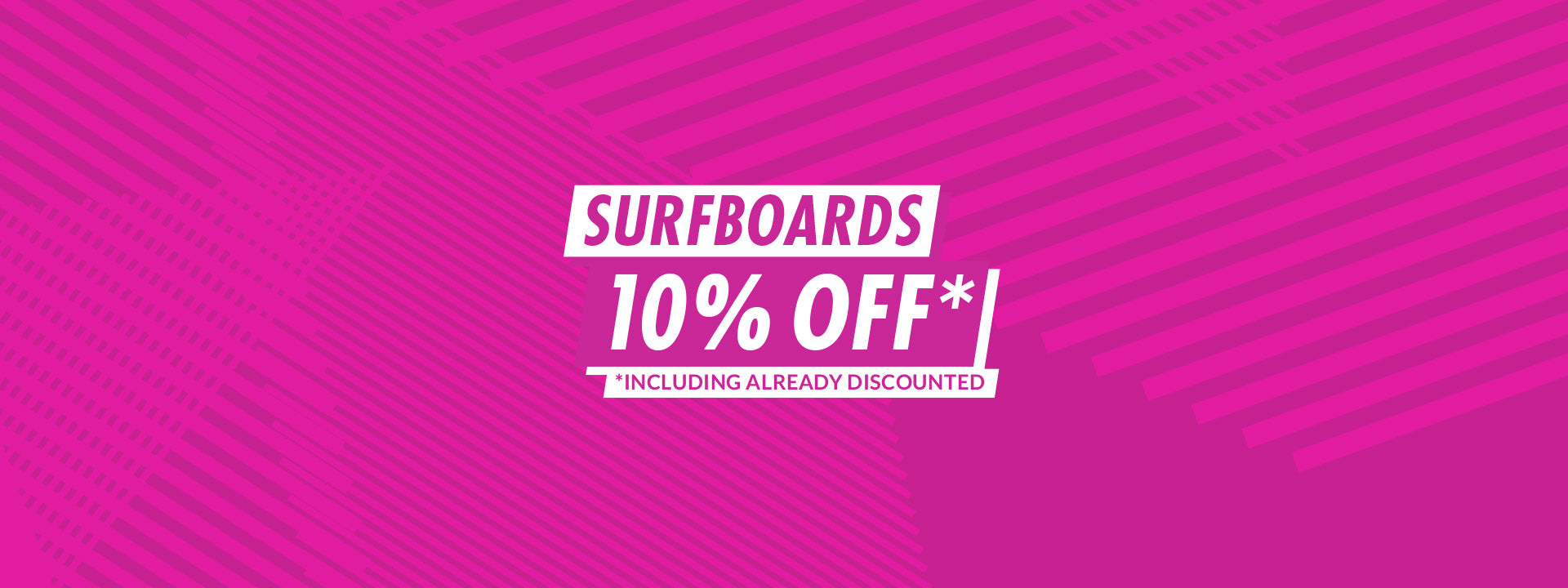 Surfboard Sale
