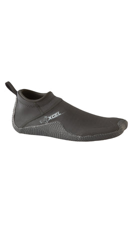 Xcel Infiniti Split Toe Reef Booties 1mm - Gum Sole