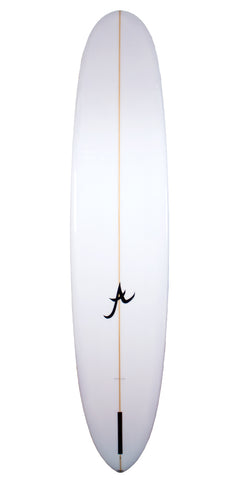 Aloha Pintail Nose Rider PU - Clear
