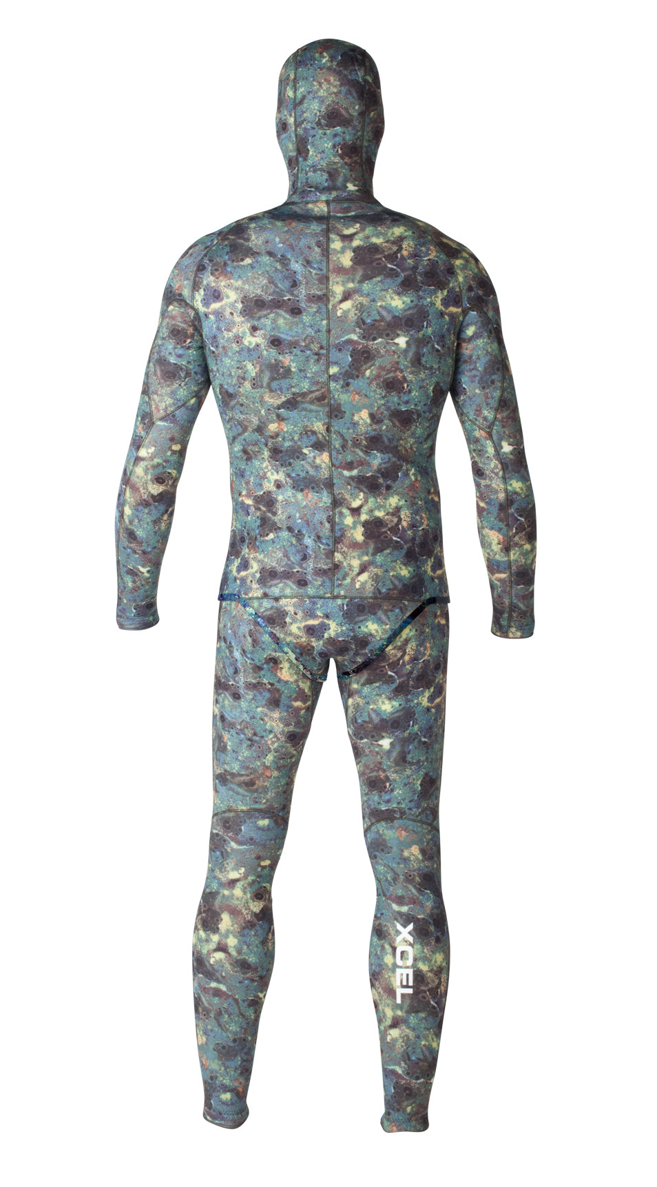 Xcel Thermoflex TDC 5MM Free Diver 2-piece Dive Suit