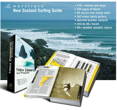 Wavetrack NZ Surfing Guide