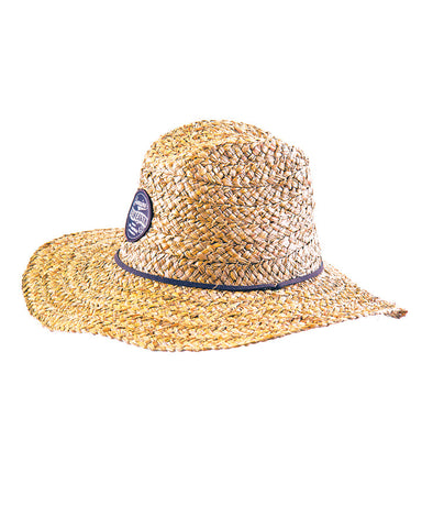 O&E Woody Raffia Can Hat