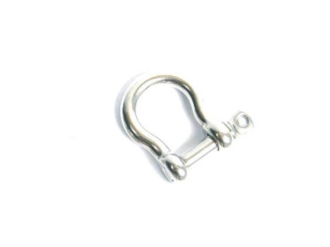 O&E 316 Stainless 8mm Bow Shackle