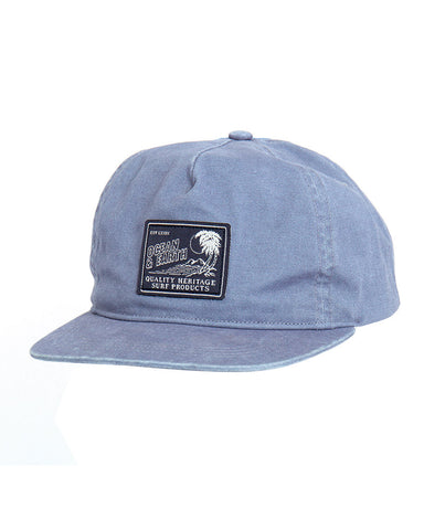 O&E Layback Mens 6 Panel Cap