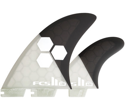 FCSII AM PC Twin + 1 XLarge Fins