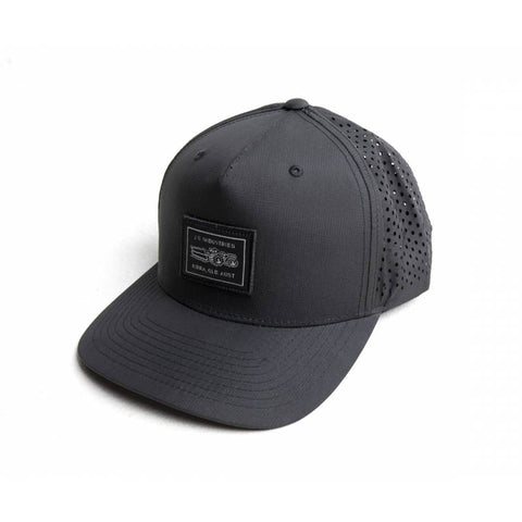 The Mad Hueys Retro Captain Trucker