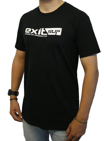 Exit Surf Sup Co. Tee - Black