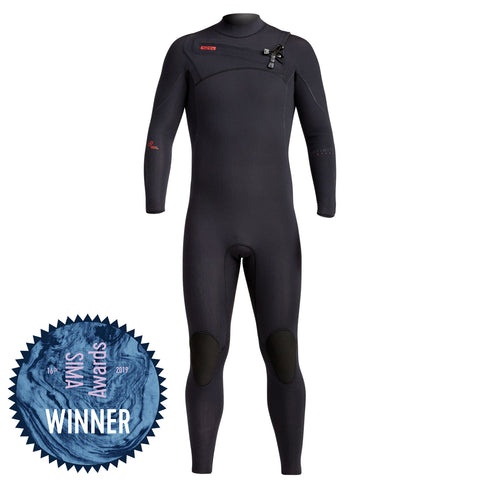 Xcel Infiniti Ltd 3/2mm Radiant Rebound Fullsuit - Black
