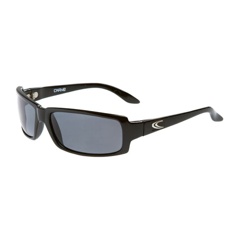 Carve Revolver Black Polarised