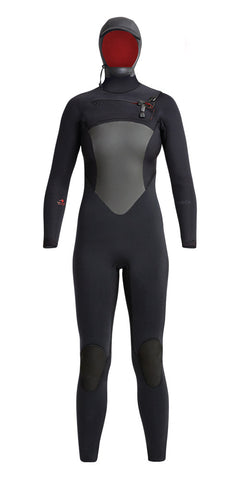 Xcel Ladies Infiniti 3/2mm X2 TDC Fullsuit - Black